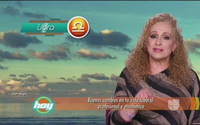 Mizada Libra 17 de enero de 2017