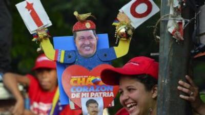 De cara a las elecciones presidenciales en Venezuela, la campaña se ha v...