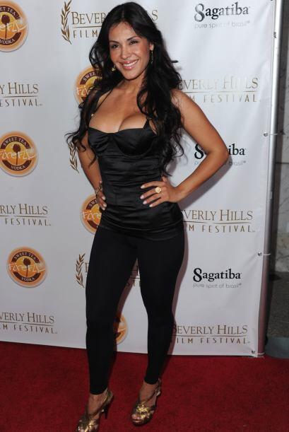 Carla Ortiz ha participado en varias telenovelas mexicanas y en pel&iacu...