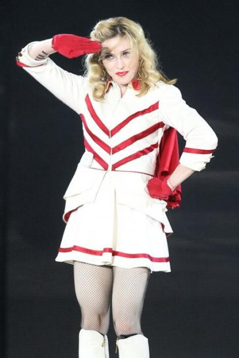 La comida orgánica es parte esencial en la vida de Madonna. Sin ella la...