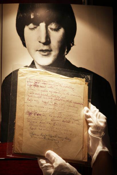 En 2009 surgió el rumor de que la estrella de John Lennon hab&iac...