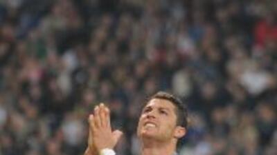 Un doblete de Cristiano Ronaldo marcó un partido en el que el portugués...