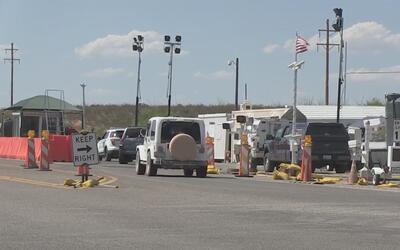 Detalles de la balacera en el retén fronterizo de Tombstone