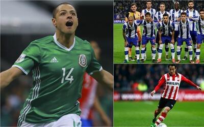 Southampton le pone los ojos al mexicano Héctor Moreno Mexicanos.jpg
