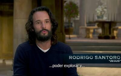Rodrigo Santoro es Jesús en 'Ben-Hur'