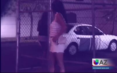 Tras redes de prostitución de menores