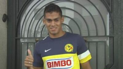 Andrés Andrade: ´Ya quería ponerme el uniforme del América´