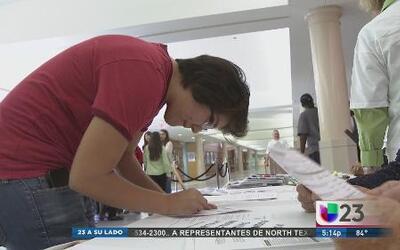Promueven registro para votar en el Metroplex