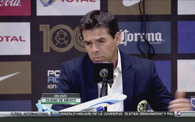 'Chiquis' García acusó que el gol de Pulido fue en fuera lugar