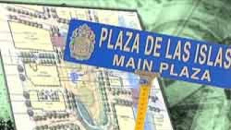 Ultimos retoques a remodelación de Plaza