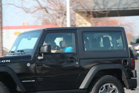 Una Jeep Wrangler Rubicon, que le dio en Navidad. Más videos de Chismes...