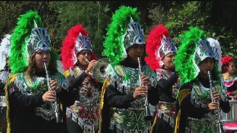 ¿Quiénes son los máximos patrocinadores de los Buhos Marching Band?