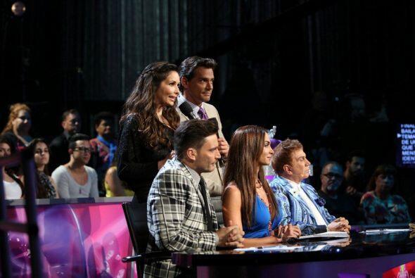 Giselle, los jueces y Cristián escucharon lo que las chicas tenían que d...