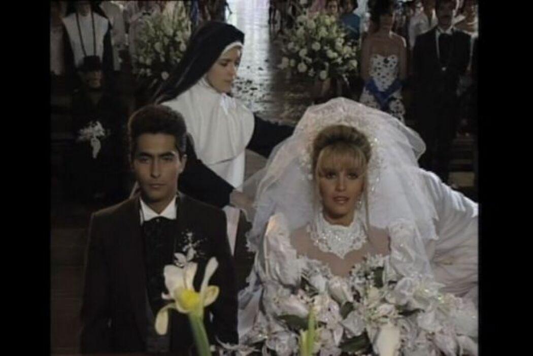 También se enamoraron en la vida real y se pensaba que llegarían al altar.