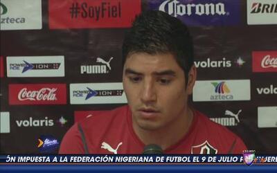 Enrique Pérez: 'Armamos el equipo para estár más arriba de la tabla'