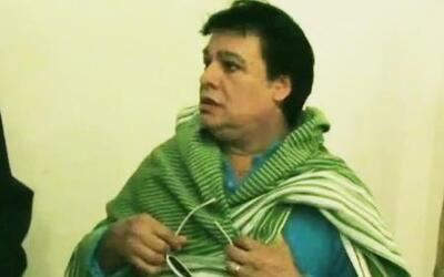 Juan Gabriel celebra por todo lo alto sus 40