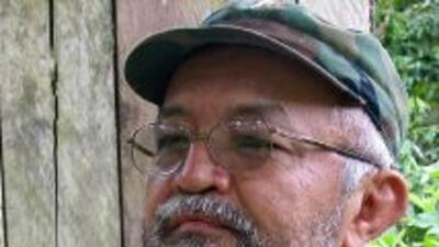 El extinto líder guerrillero Raúl Reyes.