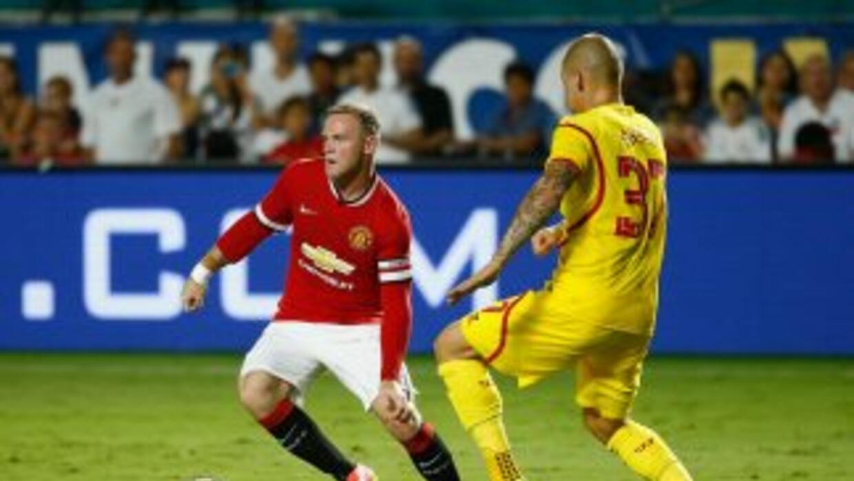 Wayne Rooney el jugador más valioso del torneo, anotó dos goles.