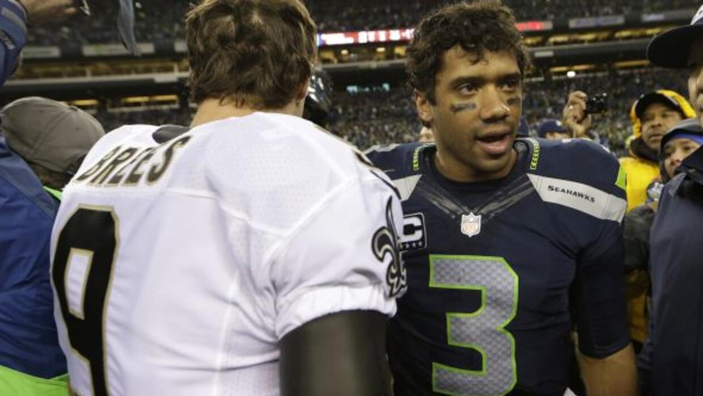 Los Seahawks derrotaron a los Saints en Seattle (AP-NFL).