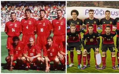Bélgica era un equipo de picapiedras; hoy agrupa brillantes indiv...