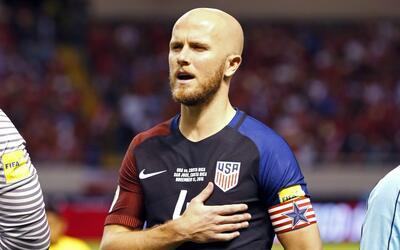 Michael Bradley es hijo del exentrenador del Team USA, Bob Bradley.