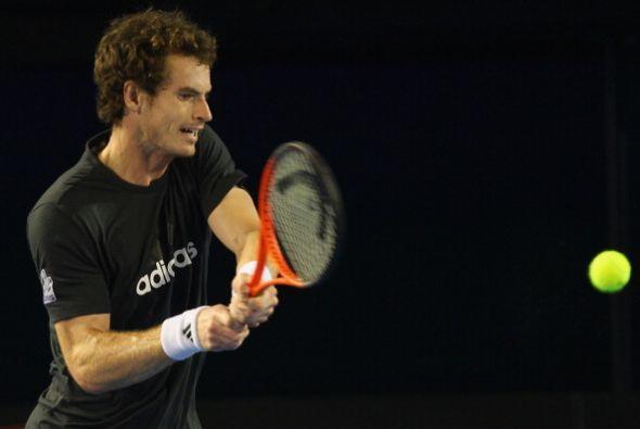 Andy Murray también tuvo un buen comienzo de año, pues se coronó en el T...