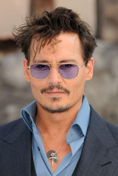 Aunque ustedes no lo crean, Johnny Depp se encuentra entre los 15 bombon...