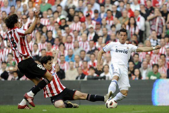 El portugués entró con todo y ,con lesión incluida, demostró que siempre...