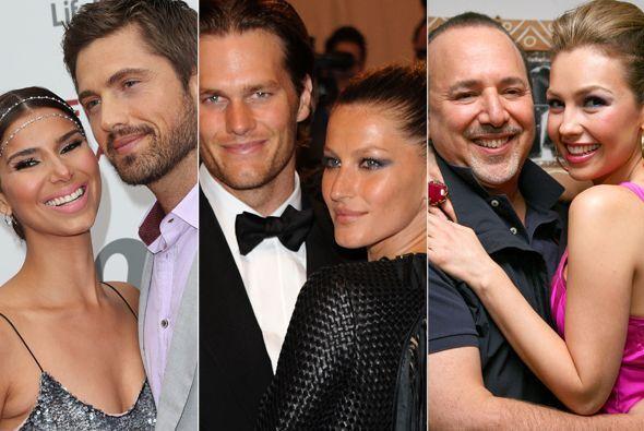 A estas celebridades les dio duro el ''latin lover'' y han quedado prend...