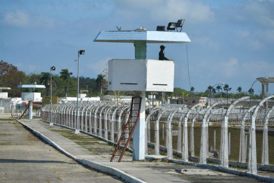 Periodistas extranjeros y cubanos accedieron el miércoles a varias cárce...