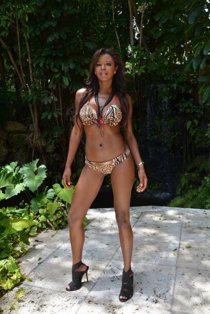 Giovanna es modelo, presentadora de TV y empresaria, una combinación gan...