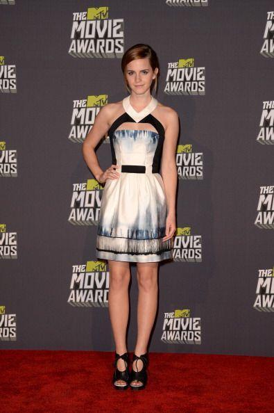 ¡El vanguardismo que Emma Watson propuso ese año con su 'ou...