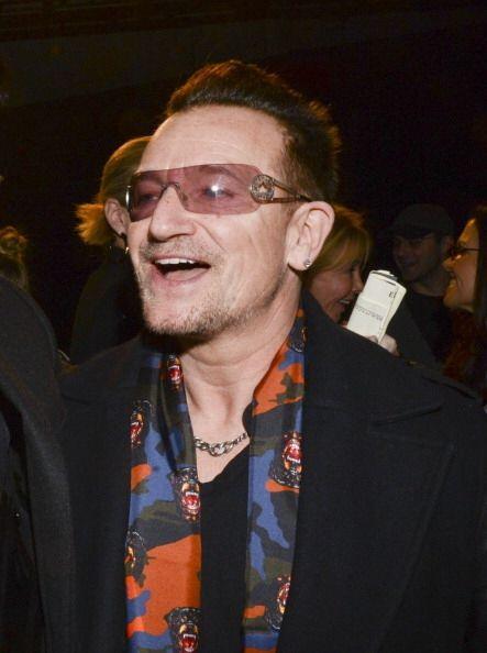 ¡Bono resultó ser todo un 'fashionista' que se la pasó alegre viendo des...
