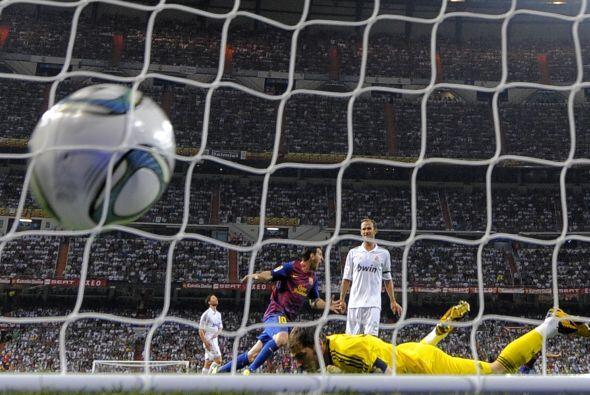 Pese al vuelo de Iker Casillas, que hasta ese momento había vivio...