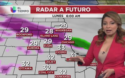 Servicio de Meteorología emite advertencia de tiempo invernal que entra...