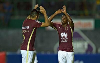 América goleó a Venados en su presentación en la Copa MX