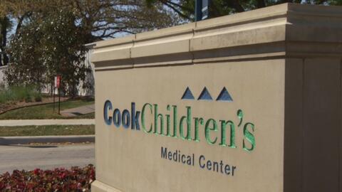 Hospital infantil de Fort Worth hace un llamado de alerta tras recibir 5...