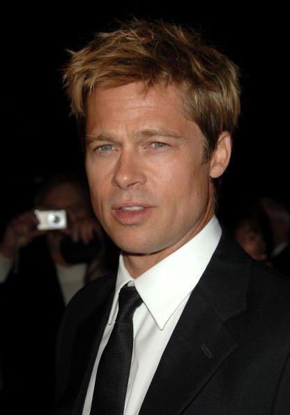 ¿Con Brad Pitt por dónde empezaremos? ¿Por su encan...