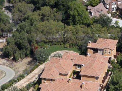 La popular cantante se compró una propiedad de 700 metros cuadrados en C...
