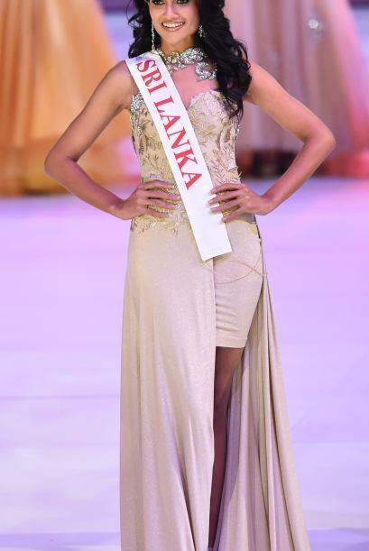 Miss Sri Lanka, Chulakshi Ranathunga