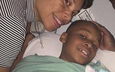 Niño herido en tiroteo de San Bernardino se recupera satisfactoriamente