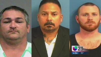 Miembros del KKK acusados de planificar matar a reo