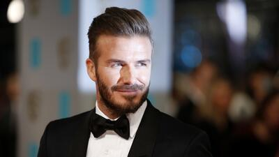 David Beckham sabía que no podía ser galán de Hollywood, really?