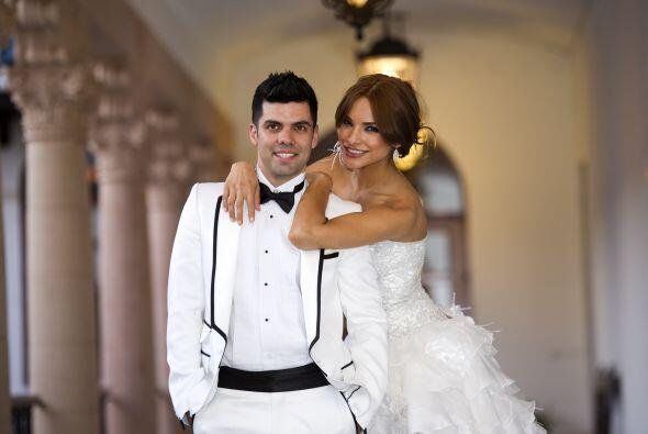 Fue el 10 de septiembre de 2011 en Casa España de Puerto Rico, y después...