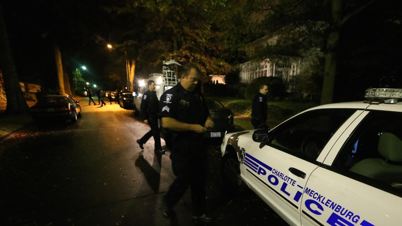 Policía de Carolina del Norte
