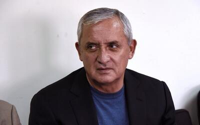 Entrevista exclusiva con el expresidente de Guatemala Otto Pérez Molina...