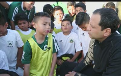 El fútbol cambia la vida de cientos de familias hispanas en Oakland