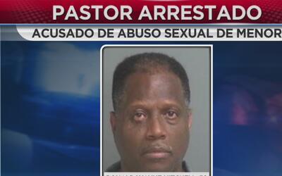 Pastor religioso es detenido luego de ser acusado por abuso sexual de un...