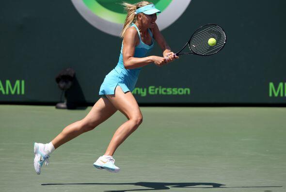Así que no hay más que desearle a una de las más bellas del tenis ¡Feliz...