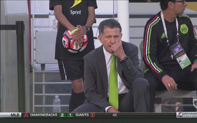 Secuelas del 7-0: Guillermo Ochoa no sería titular frente a El Salvador